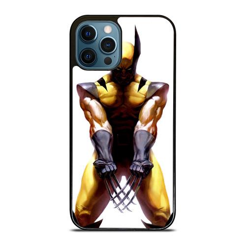 WOLVERINE X-MEN YELLOW SUIT iPhone 12 Pro Max Case