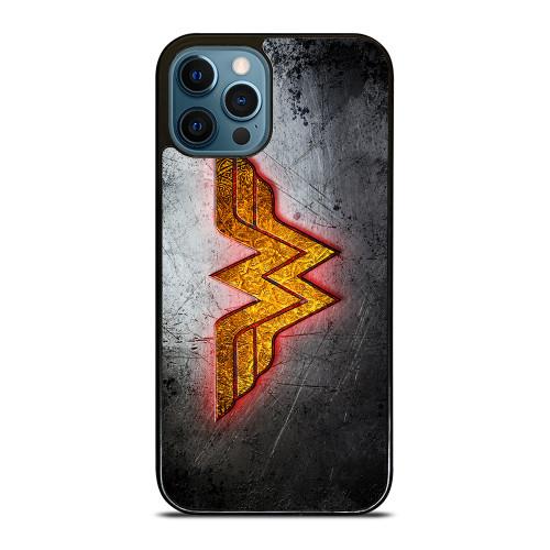 WONDER WOMAN GOLDEN LOGO iPhone 12 Pro Max Case