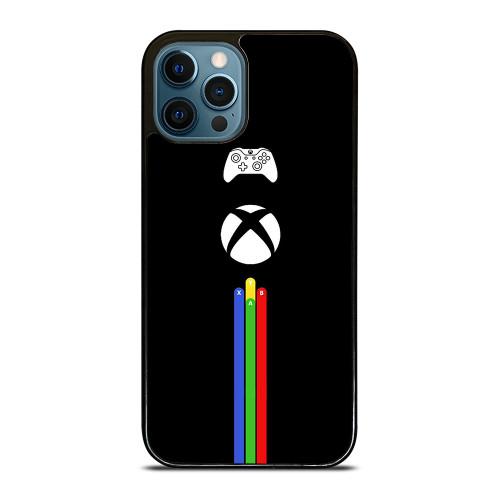 X BOX GAME CONSOLE ARTWORK iPhone 12 Pro Max Case