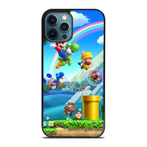 YOSHI MARIO iPhone 12 Pro Max Case