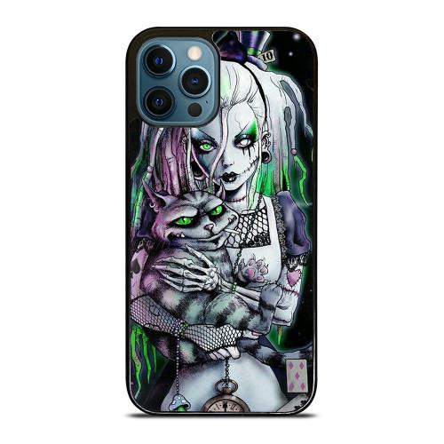 ZOMBIE ALICE IN WONDERLAND iPhone 12 Pro Max Case