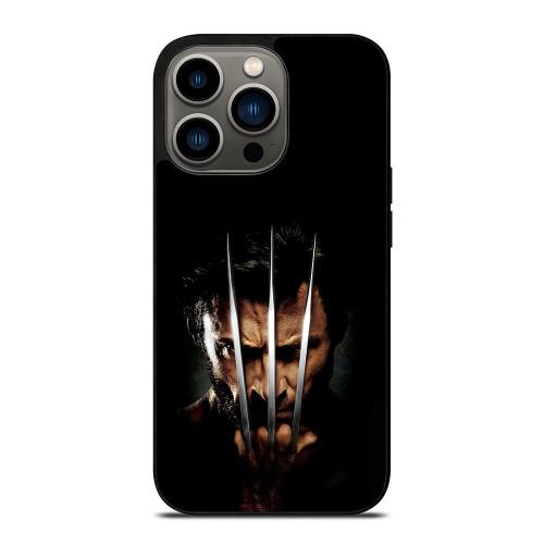 LOGAN WOLVERINE CLAW iPhone 13 Pro Case