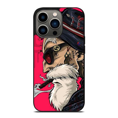 MASTER ROSHI DRAGON BALL Z iPhone 13 Pro Case