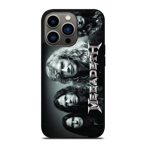 MEGADETH iPhone 13 Pro Case