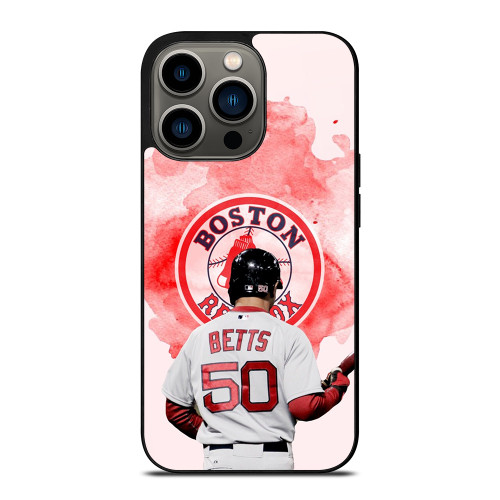 MOOKIE BETTS BOSTON RED SOX iPhone 13 Pro Case