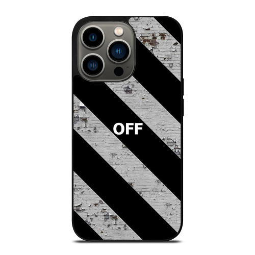OFF WHITE WALL TEXTURE iPhone 13 Pro Case