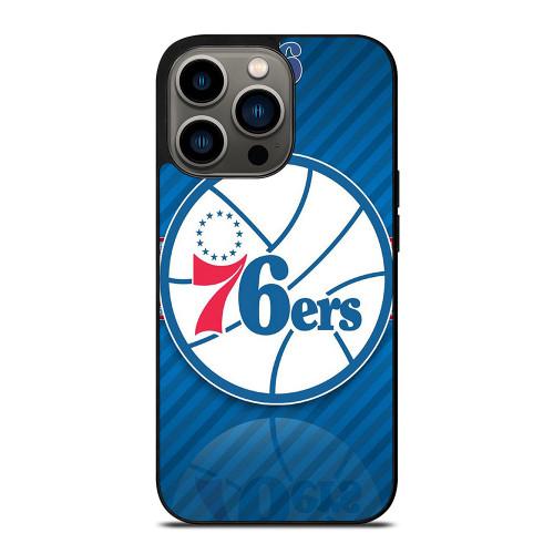 PHILADELPHIA 76ERS NBA iPhone 13 Pro Case
