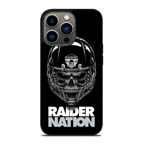 RAIDER NATION iPhone 13 Pro Case