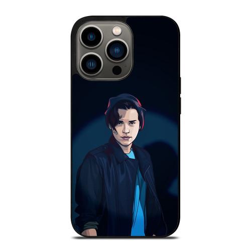 RIVERDALE JUGHEAD JONES WUZ HERE iPhone 13 Pro Case