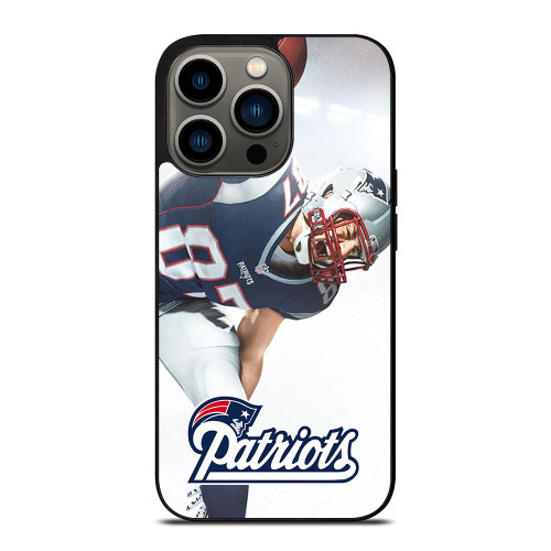 ROB GRONKOWSKI NEW ENGLAND PATRIOTS iPod Touch 6 iPhone 13 Pro Case