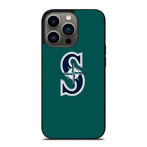 SEATTLE MARINERS LOGO GREEN iPhone 13 Pro Case