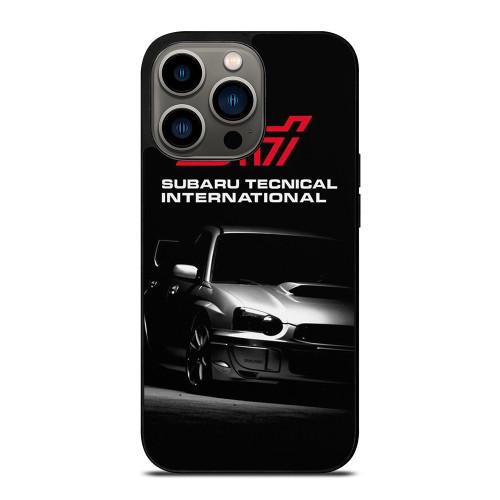 SUBARU IMPREZA WRX STI LOGO iPhone 13 Pro Case