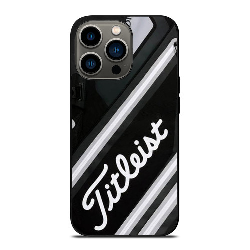 TITLEIS BAGS NEW GOLF iPhone 13 Pro Case