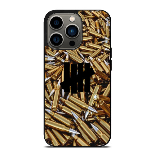 UNDEFEATED LOGO BULLET iPhone 13 Pro Case