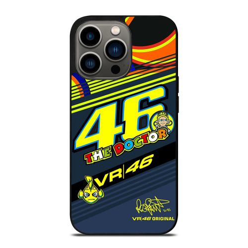 VALENTINO ROSSI VR 46 MOTO GP iPhone 13 Pro Case