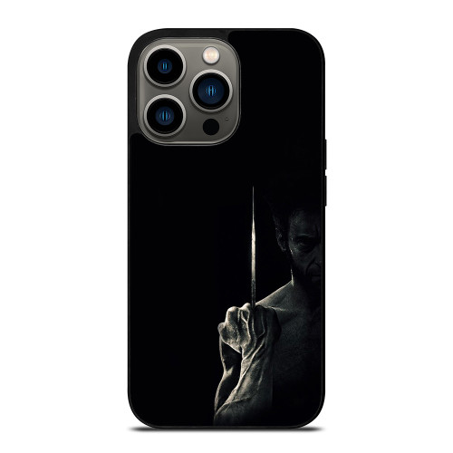 WOLVERINE LOGAN A CLAW iPhone 13 Pro Case