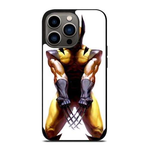 WOLVERINE X-MEN YELLOW SUIT iPhone 13 Pro Case