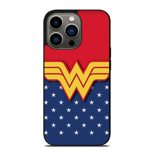 WONDER WOMAN LOGO iPhone 13 Pro Case