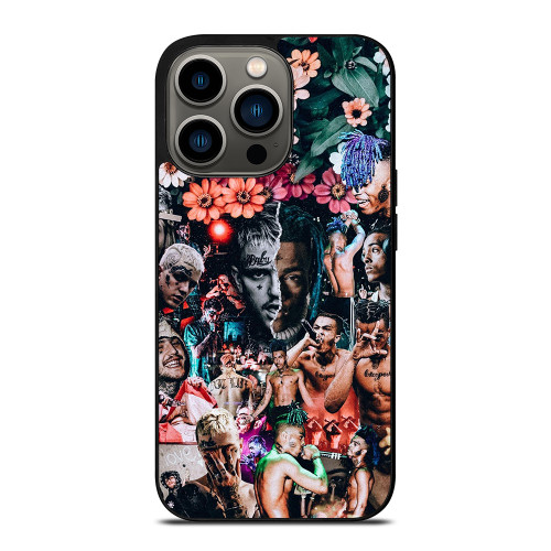 XXXTENTACION ft LIL PEEP iPhone 13 Pro Case