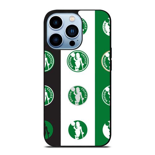 BOSTON CELTICS ANNOUNCE NEW LOGO iPhone 13 Pro Max Case