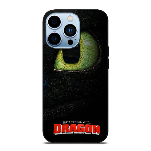 HOW TO TRAIN YOUR DRAGON MOVIE 3 TOOTHLESS iPhone 13 Pro Max Case