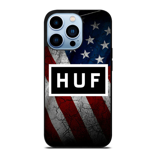 HUF AMERICAN FLAG iPhone 13 Pro Max Case