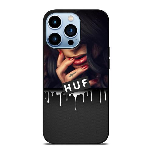 HUF GIRL ILLUSTRATION iPhone 13 Pro Max Case