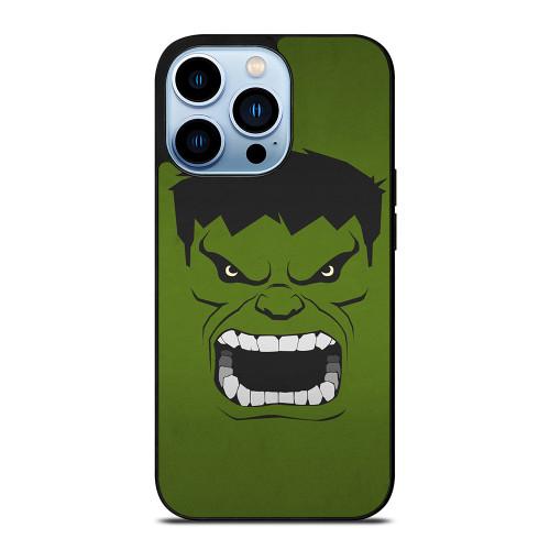 HULK MARVEL COMICS MINIMALISTIC iPhone 13 Pro Max Case