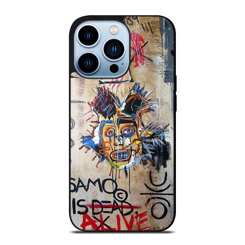 IN MEMORY BASQUIAT iPhone 13 Pro Max Case