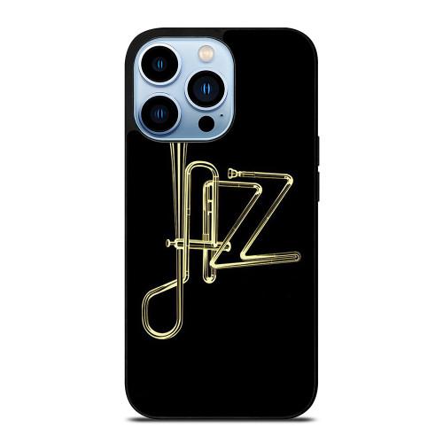 JAZZ MUSIC TRUMPET iPhone 13 Pro Max Case