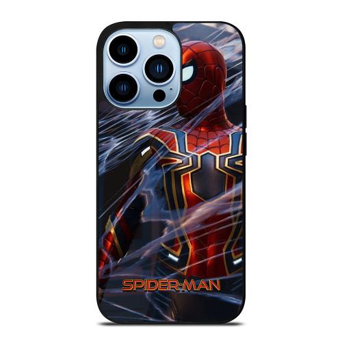 MARVEL SPIDERMAN POTRAIT ACTION iPhone 13 Pro Max Case