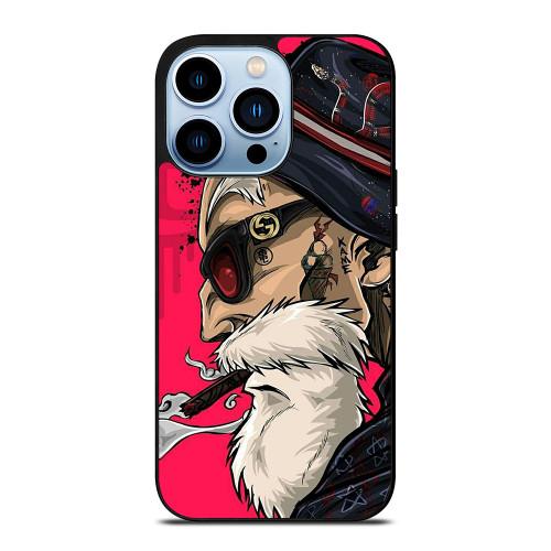 MASTER ROSHI DRAGON BALL Z iPhone 13 Pro Max Case