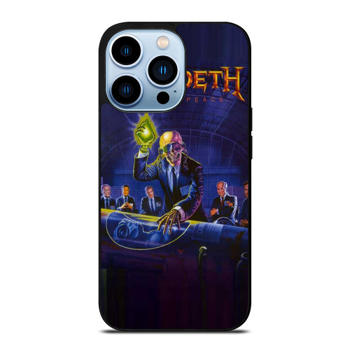 MEGADETH RUST IN PEACE 2 iPhone 13 Pro Max Case