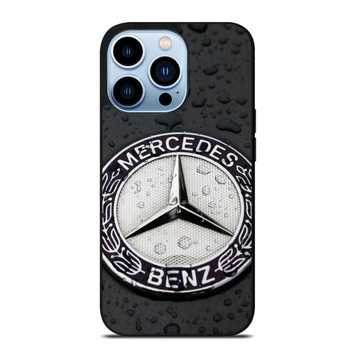 MERCEDES BENZ LOGO 3 iPhone 13 Pro Max Case