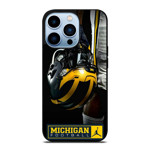 MICHIGAN WOLVERINES FOOTBALL 2 iPhone 13 Pro Max Case