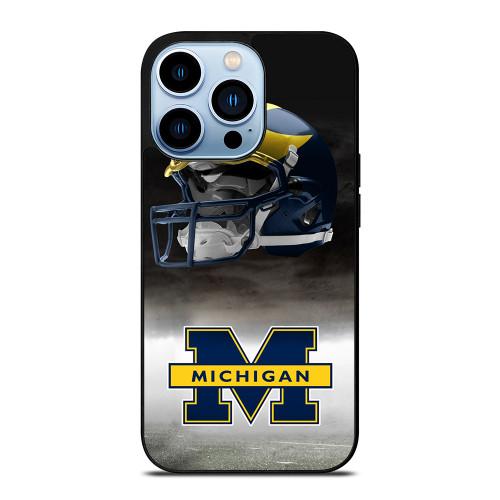 MICHIGAN WOLVERINES iPhone 13 Pro Max Case