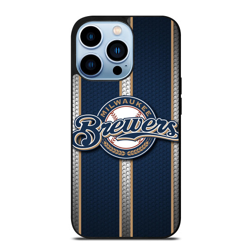 MILWAUKEE BREWERS MLB NEW LOGO iPhone 13 Pro Max Case