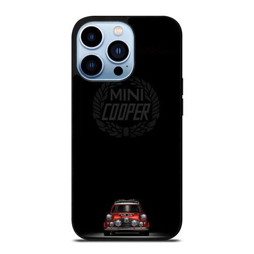 MINI COOPER CAR CLASSIC LOGO iPhone 13 Pro Max Case