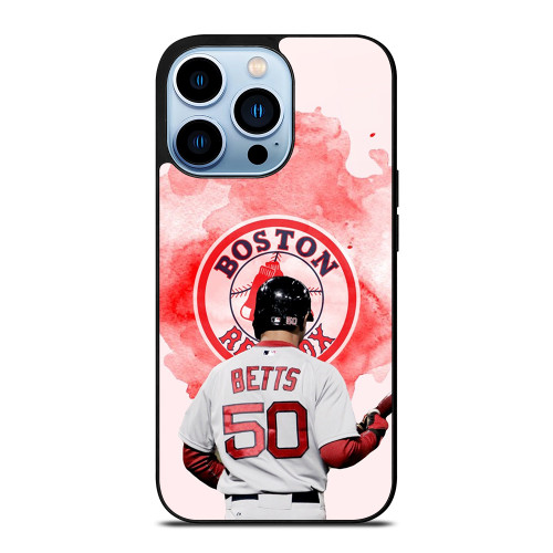 MOOKIE BETTS BOSTON RED SOX iPhone 13 Pro Max Case