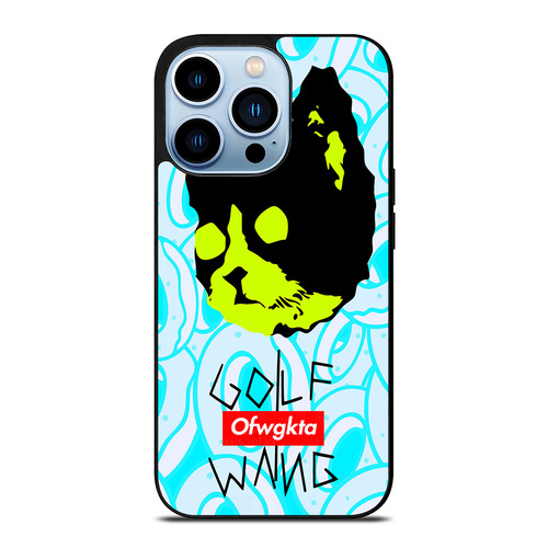 ODD FUTURE GOLF WANG CAT iPhone 13 Pro Max Case