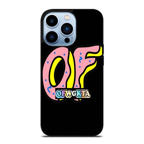 ODD FUTURE OFWGKTA Golf Wang iPhone 13 Pro Max Case