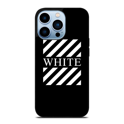 OFF WHITE LOGO CENTER STRIPE iPhone 13 Pro Max Case