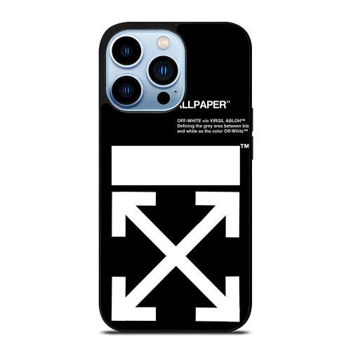 OFF WHITE iPhone 13 Pro Max Case