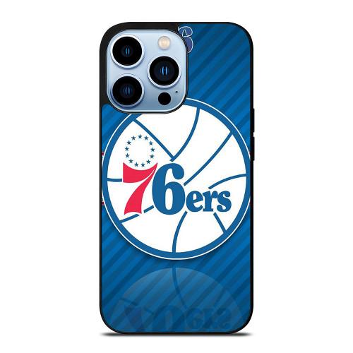 PHILADELPHIA 76ERS NBA iPhone 13 Pro Max Case