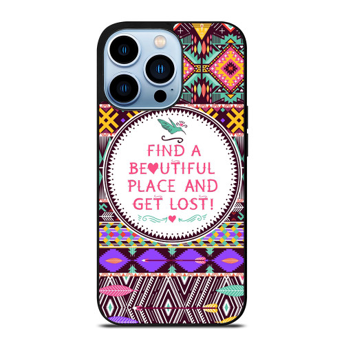PIECE TRIBAL PATTERN 2 iPhone 13 Pro Max Case