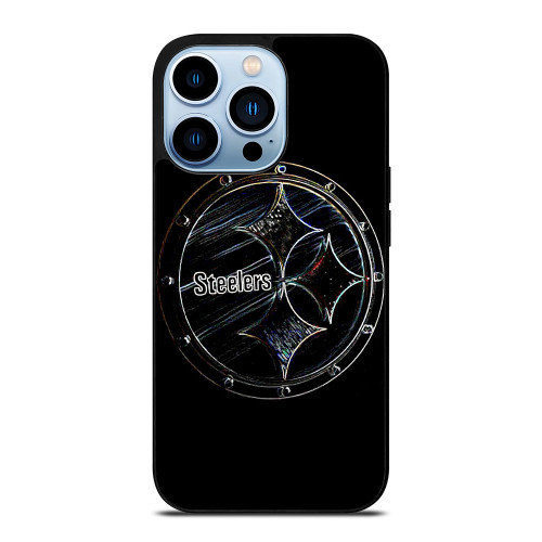 PITTSBURGH STEELERS RUSTY LOGO iPhone 13 Pro Max Case