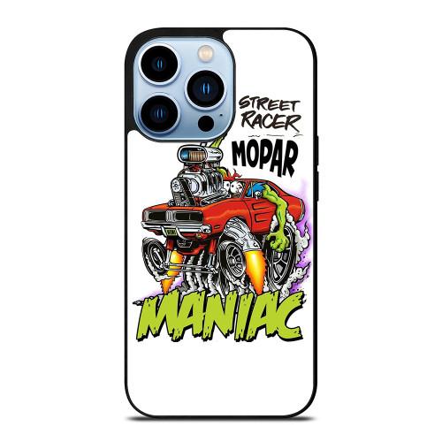 RAT FINK MOPAR MANIAC iPhone 13 Pro Max Case