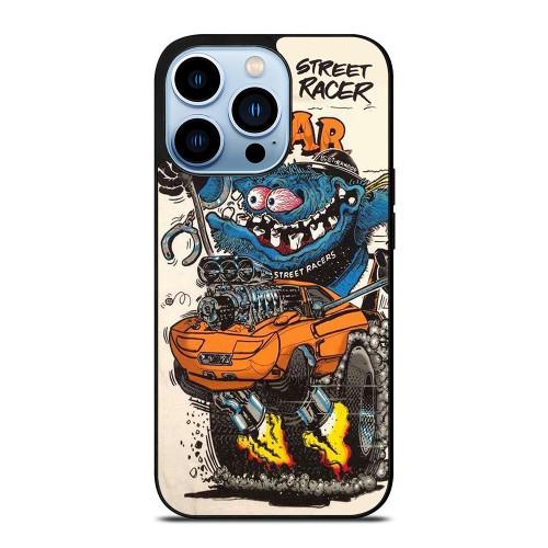 RAT FINK MOPAR STREET RACERS iPhone 13 Pro Max Case