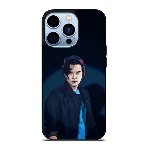 RIVERDALE JUGHEAD JONES WUZ HERE iPhone 13 Pro Max Case