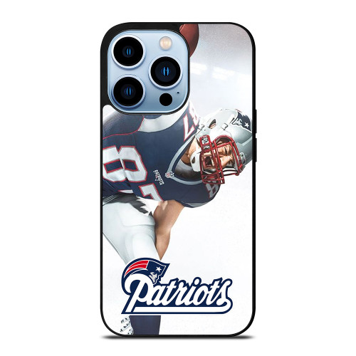 ROB GRONKOWSKI NEW ENGLAND PATRIOTS iPod Touch 6 iPhone 13 Pro Max Case